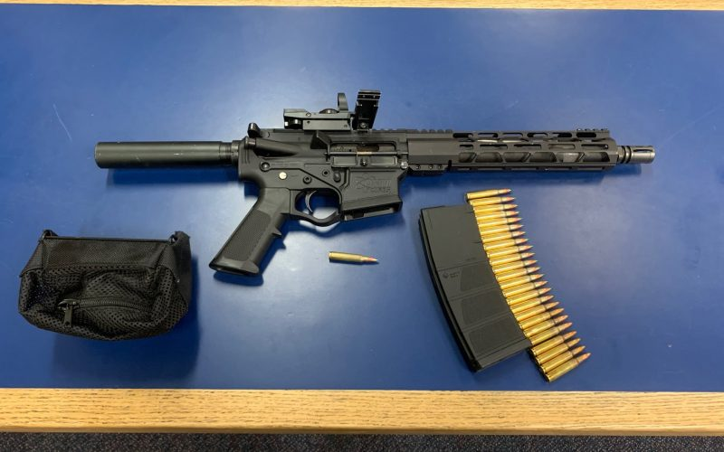 ARRESTS/ POSSESSION OF AN ASSAULT WEAPON