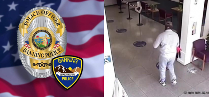 Man arrested for February bank robbery