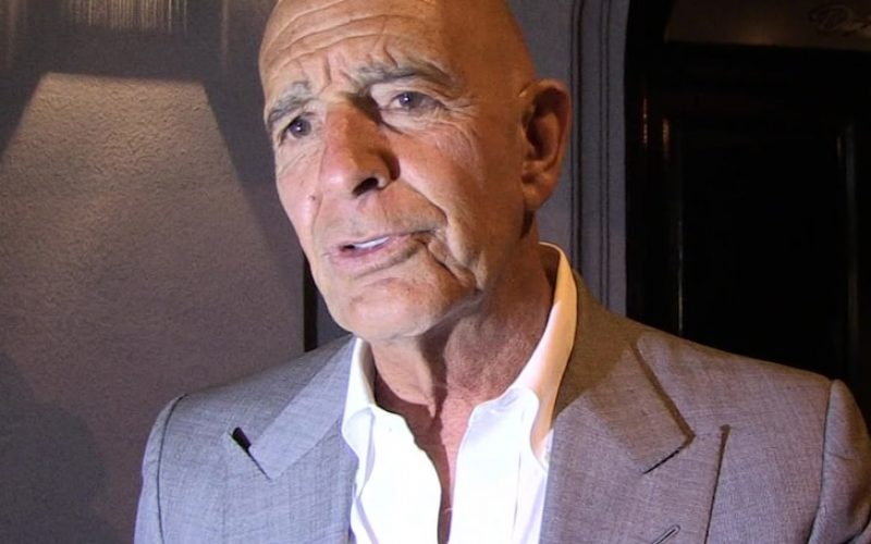 EX-NEVERLAND RANCH OWNER THOMAS BARRACK BUSTED … Charged w/ Acting as Agent of UAE