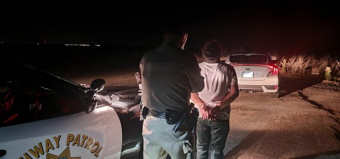 CHP: Wrong-way driver arrested on suspicion of DUI