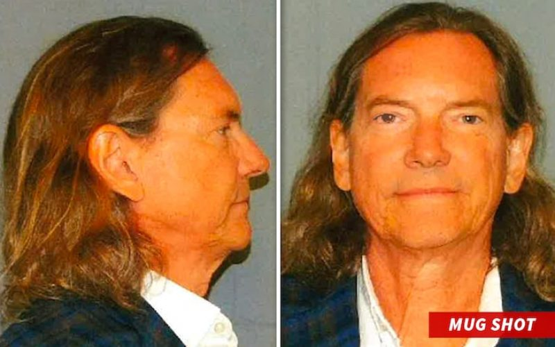 'MARRYING MILLIONS' STAR BILL HUTCHINSON ARRESTED FOR SEXUAL ASSAULT