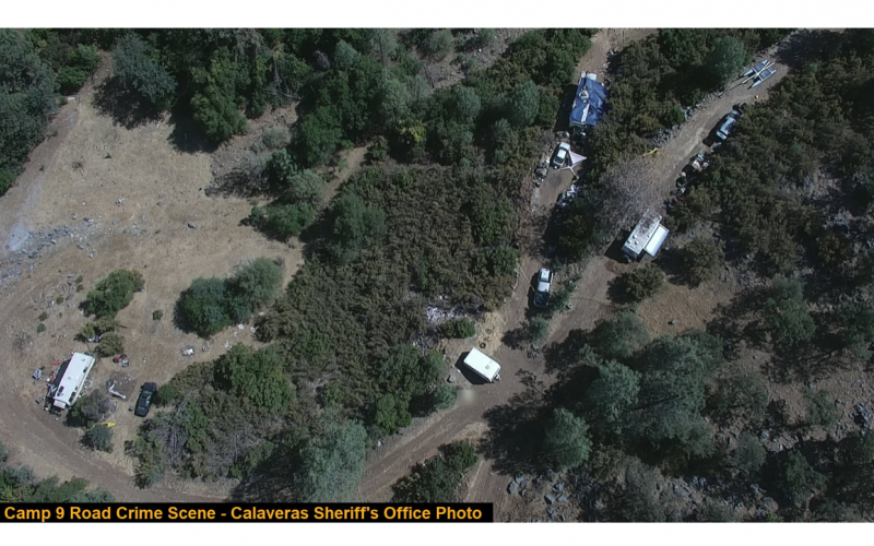 Man arrested in fatal shooting near Camp 9 Road in Vallecito