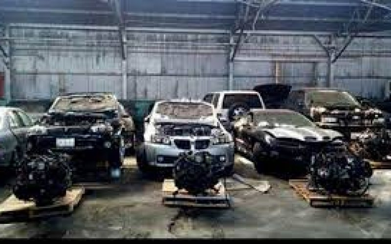 """""""Chop Shop"""" Takedown – GPS Leads to Stolen Vehicles and Multiple Arrests"""