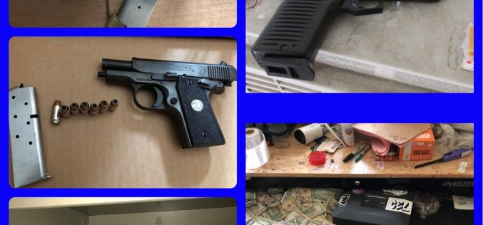 Armed, Illegal Lincoln Park Dispensary Busted in a Home Near Public Schools