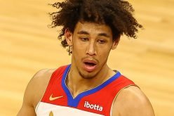NBA'S JAXSON HAYES ARRESTED, HOSPITALIZED … Alleged Brawl With Cops