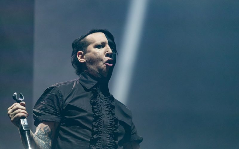 NBC News: Marilyn Manson surrenders to police on assault arrest warrant