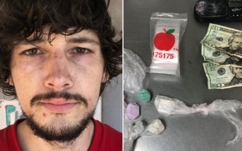 Merced Police Gang Unit arrests suspect for sales of Fentanyl