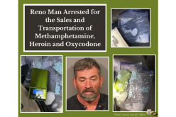 Sheriff's Office: Deputy finds meth, heroin, pills while checking on man having car trouble