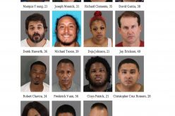 13 arrested in sex trafficking operation