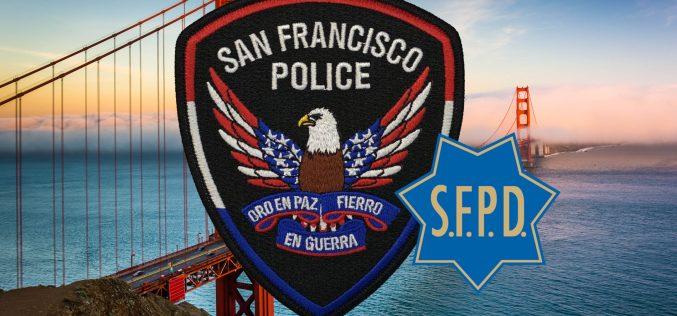Mission Station Police Officers Arrest Suspect for Illegal Fireworks