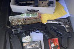 SPD News: Weapons Arrest