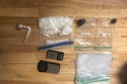 72 grams of meth, 20 grams of heroin