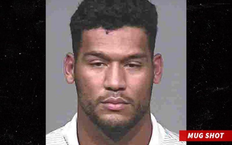 NFL'S ZAVEN COLLINS ARREST VIDEO CARDS' 1ST-ROUND PICK BEGGED COPS TO NOT ARREST HIM … During Speeding Stop
