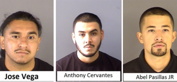Police Arrest Three Men in Connection to Recent Downtown Fight and Shooting