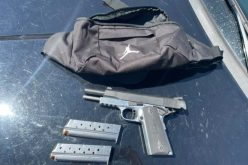Traffic Stop Turns Up a Probationer in Possession of a Firearm, Controlled Substance
