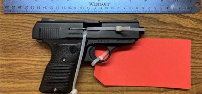 Felon Busted on Kidnapping, Gun, and Drug Violations