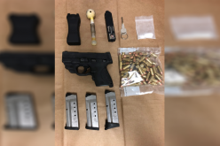 CHICO RESIDENT ARRESTED FOR POSSESSION OF A STOLEN FIREARM