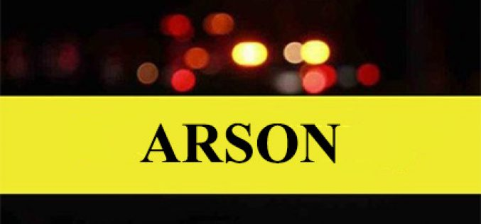 A Suspected Arsonist is Arrested Less than One Mile from Burned Forestland