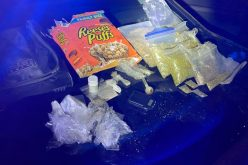 Traffic stop shuts down one-stop drug shop!