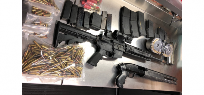 Fairfield PD announces arrest in connection to ongoing firearm recovery efforts