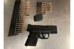 Santa Rosa PD: Traffic stop leads to discovery of loaded gun, high-capacity magazine