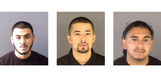 Hollister police arrest three in connection to melee that escalated to gunfire