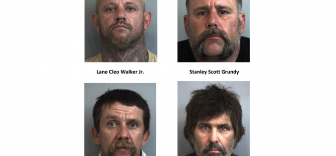 Fourth suspect arrested in disappearance and alleged murder of Glenn County man