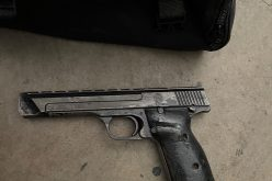 Gang member arrested for meth, gun, ammo