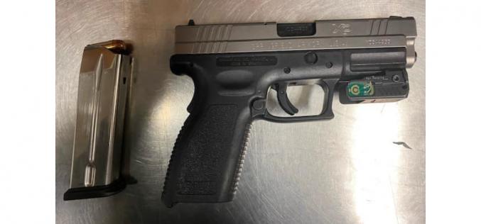 Santa Rosa man accused of brandishing firearm in alleged road rage incident
