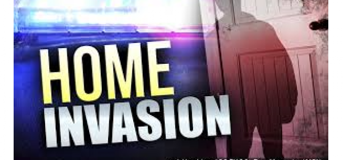 3 Suspects arrested in Home Invasion