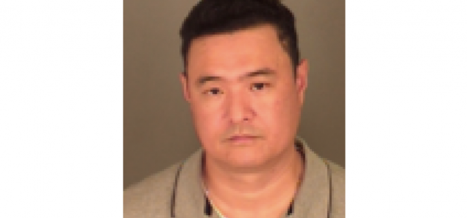 Monterey man arrested on suspicion of lewd acts with minor