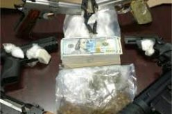 Busted with Two Pounds of Meth