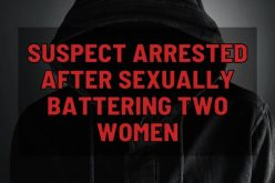 Man inappropriately touches two women in one day