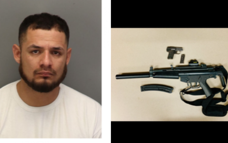 Man arrested for sexual assault and burglary