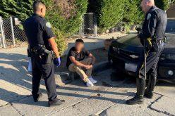 Suspect Arrested for Felony Hit & Run / Felony DUI