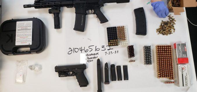 San Francisco Police Serve Search Warrants and Make Arrest
