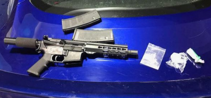 VACAVILLE PD TAKES 39 GUNS OFF OF THE STREET