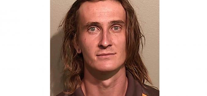 Truckee police arrest man, 29, on suspicion of sexually assaulting elderly woman