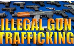 Firearms Trafficking Investigation Leads to Arrest of 3 Men on Federal Charge