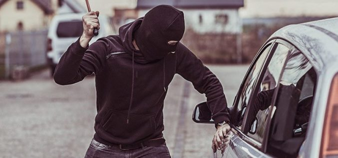 Rampant Vandalism in Oakwood – Arrest of a Serial Vandal and Parolee-at- Large