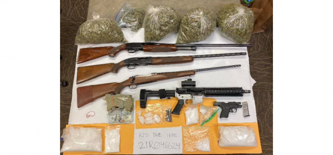Redding Police: Six arrested amid ongoing investigation into narcotics sales
