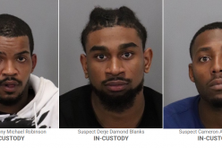 SJPD Arrests Three Suspects for Multiple Robberies and Hate Crimes