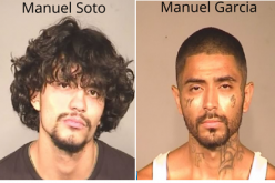Detectives arrest two Manuels for robbery