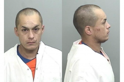 Laytonville man allegedly fights with deputies, taken into custody for PRCS violation