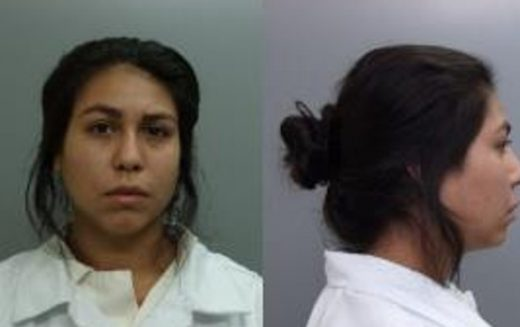 Woman arrested for lewd acts with minor