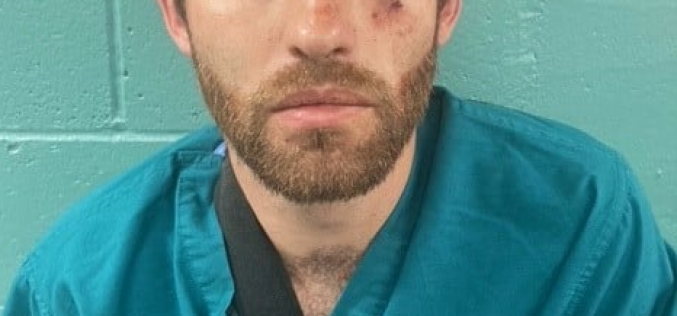 Man burglarizes apartment, assaults its resident