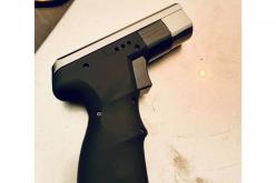 Redding man arrested after allegedly brandishing replica handgun