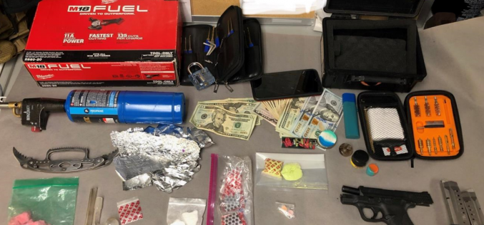 Arrest for Weapons, Controlled Substances and Narcotics