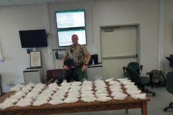 Good Dog! TCSO K9 Dozer Leads Deputies to 65 pounds of Meth