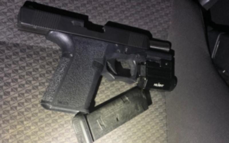 Gunshots Fired near Railroad Tracks Lead to Arrest of an 18-Year-Old Man